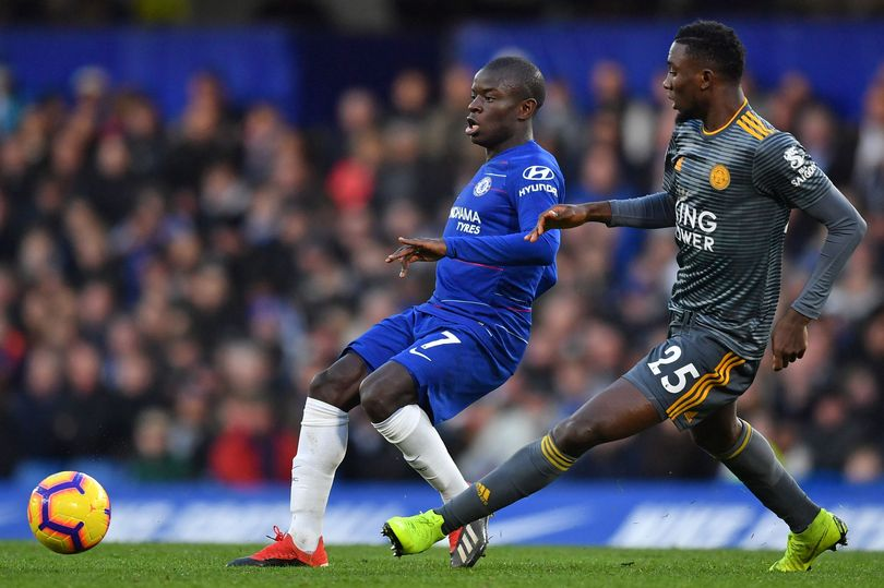 Man United Fans Want Ndidi To Partner Up With Fernandes, Pogba Next Season