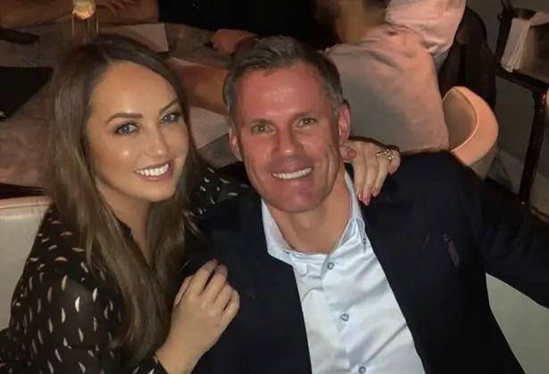 Liverpool Legend Carragher's Wife Contract Coronavirus