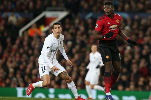 PSG Offer Man United Di Maria In Swap Deal For Pogba