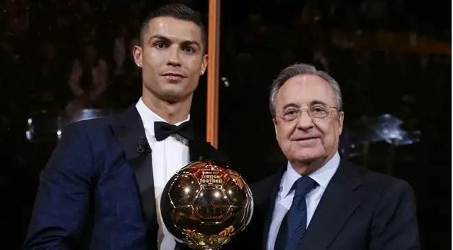 Perez Denies Ronaldo Real Madrid Return