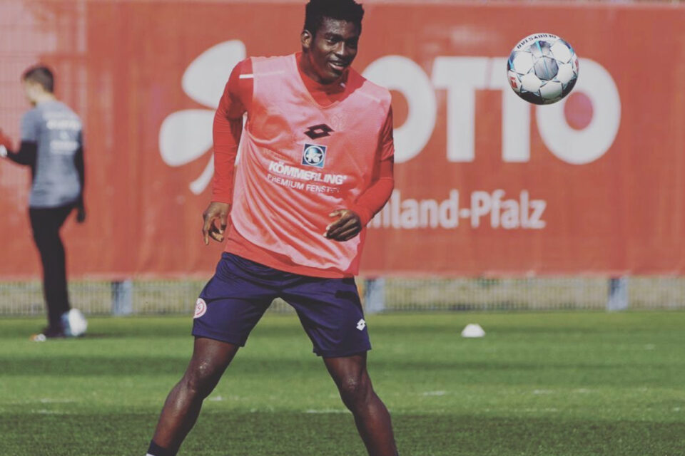 Coronavirus: Awoniyi Delighted To Be Back In Training With Mainz