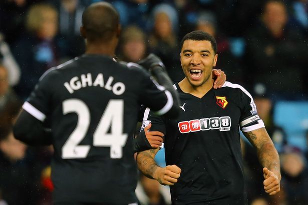 Deeney: I Once  'Lost My Head' In A Heated Bust-Up With Ighalo