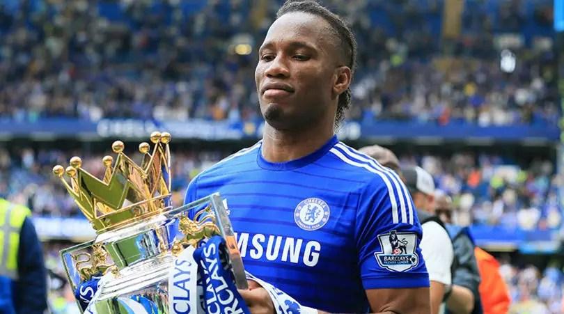 Chelsea Legend Drogba To Receive UEFA President's Award