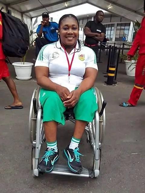 Dare Mourns Team Nigeria's Late Female Powerlifter Nwosu