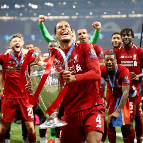 Coronavirus: Liverpool Could Retain Champions League As UEFA May Abandon Competition