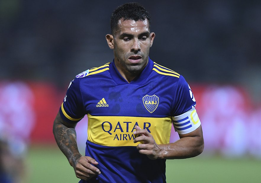Tevez Urges Top Players To Go Unpaid For A Year In Coronavirus Battle