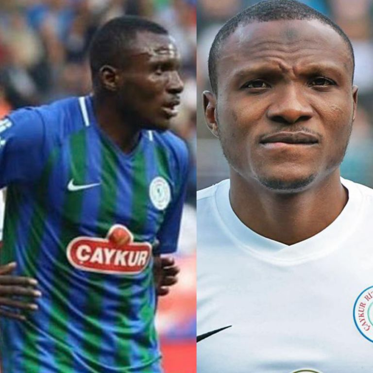 Umar Recuperates, Targets Return To Eagles; Urges Nigerians To Stay Safe