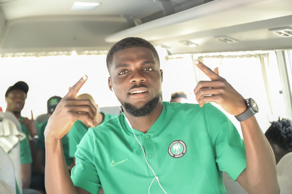 #EndSars: Ogu Apologies For Urging Super Eagles To Boycott 2021 AFCON Qualifiers