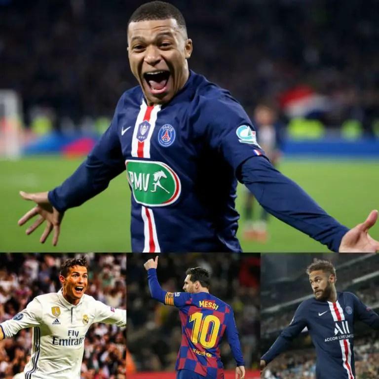 Fabregas: Why I Will Sign Mbappe Ahead Of Messi, Ronaldo, Neymar