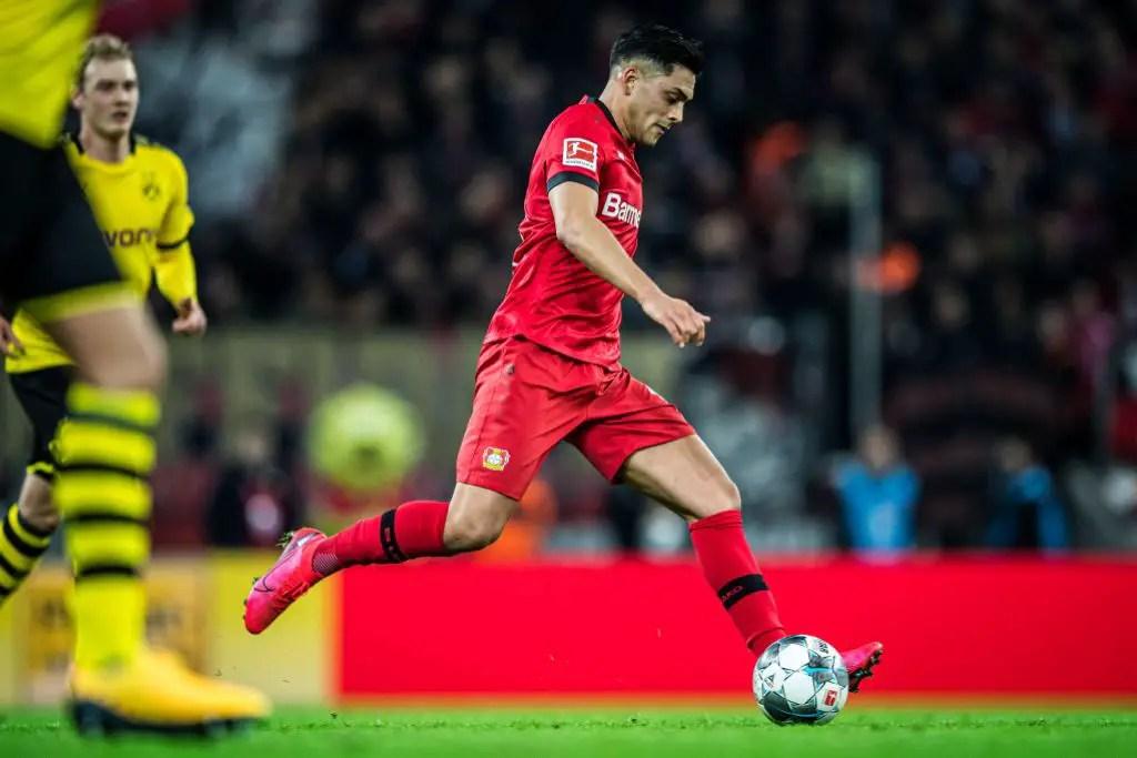 Leverkusen's Amiri: 'I Hope The Season Returns Soon – We Can Win Something'