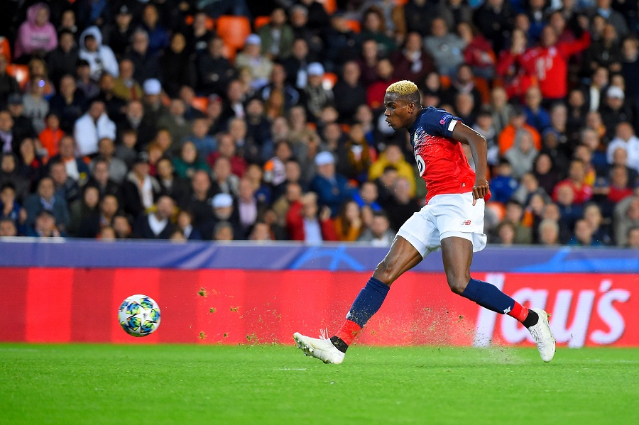 Liverpool Open Negotiations With Osimhen