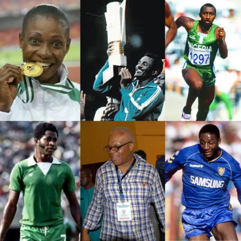Odegbami: Nigeria's Sports Hall Of Shame!