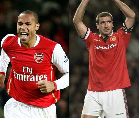 Redknapp: Cantona Not In The Same Class As Henry