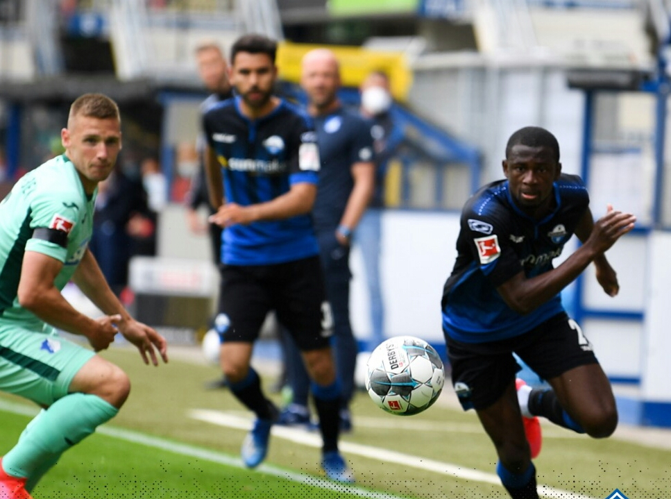 Bundesliga: Collins Features As Struggling Paderborn Hold Hoffenheim At Home; Extend Winless Run