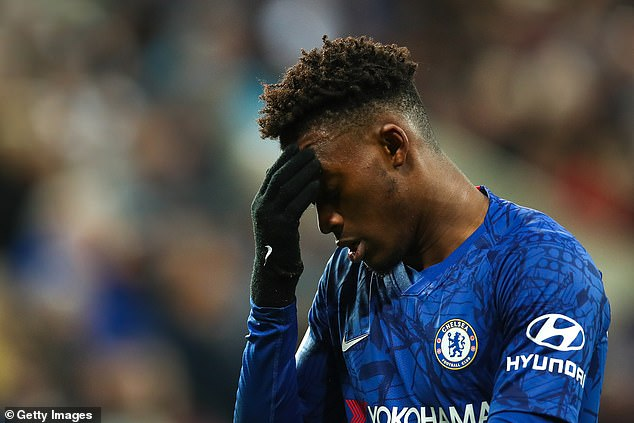 Chelsea's Hudson-Odoi's Rape Allegations Dropped