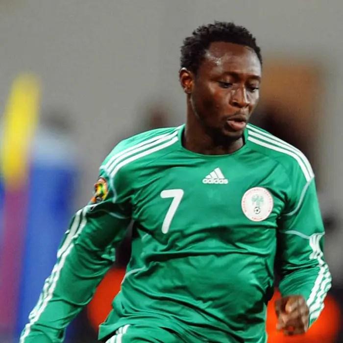 Obasi: I Was A Ball Boy At Nigeria 1999 U-20 World Cup