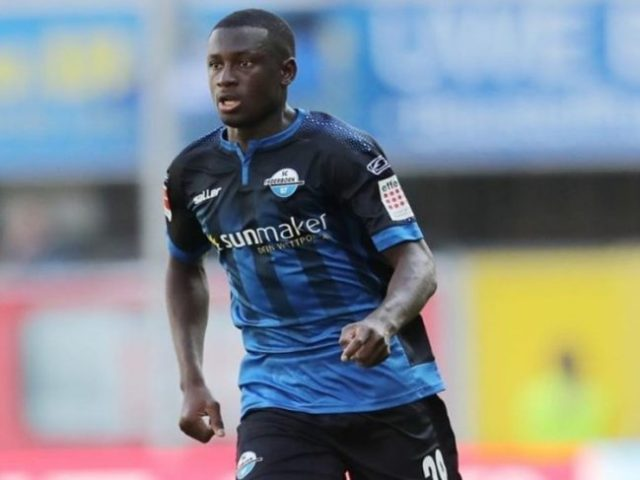 Collins Helps Paderborn To Away Draw; Dortmund Thrash Schalke In Derby