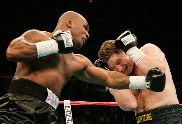 Tyson Offered $1m To Fight Rugby Legend Williams