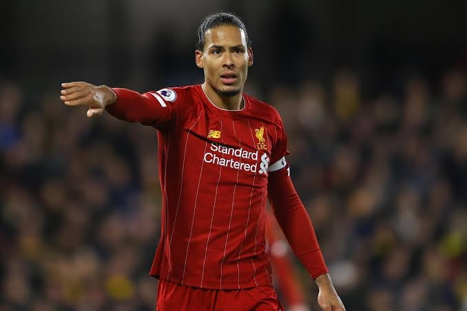 How Van Dijk Rejected Arsenal, Chelsea, Man City To Join Liverpool