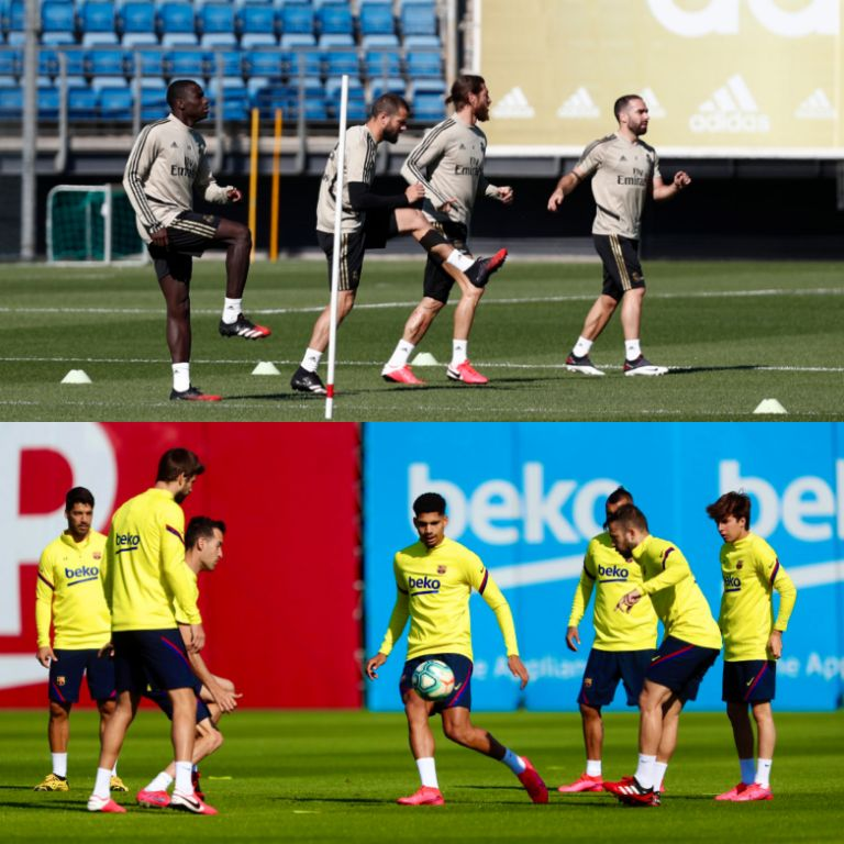 LaLiga Clubs Step Up Resumption Move, Start Training In Groups