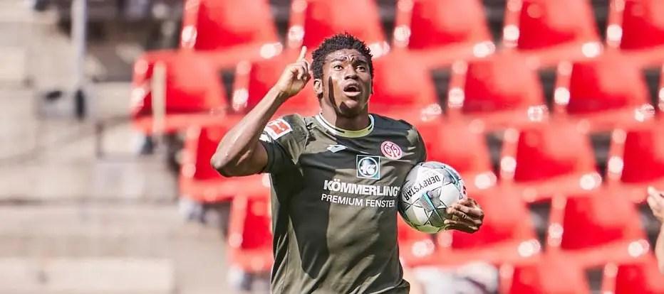 Mainz Manager Beierlorzer Hails Awoniyi's Attitude After Maiden  Goal Vs Cologne