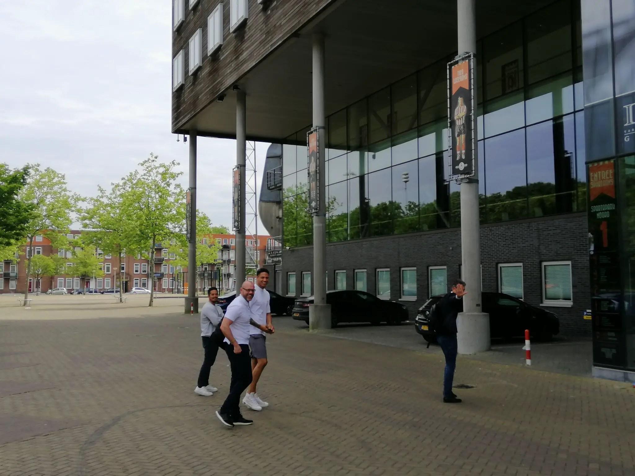 Okoye Set For Sparta Rotterdam Move
