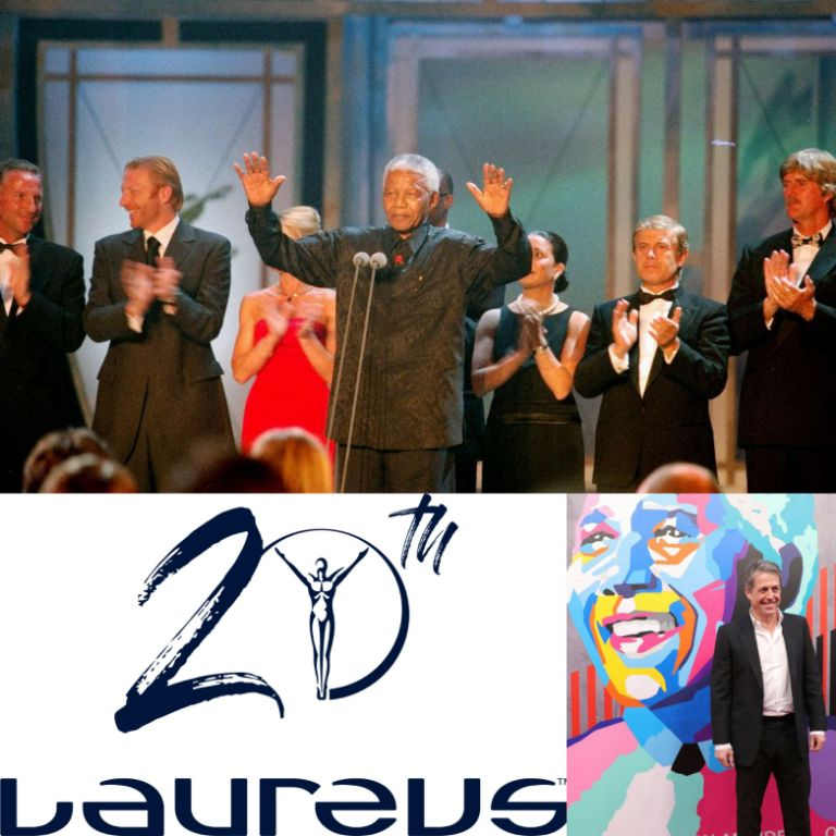 20th Laureus: Sports Stars,  Laureus Family Reflect On Mandela's Legacy; Look To Future