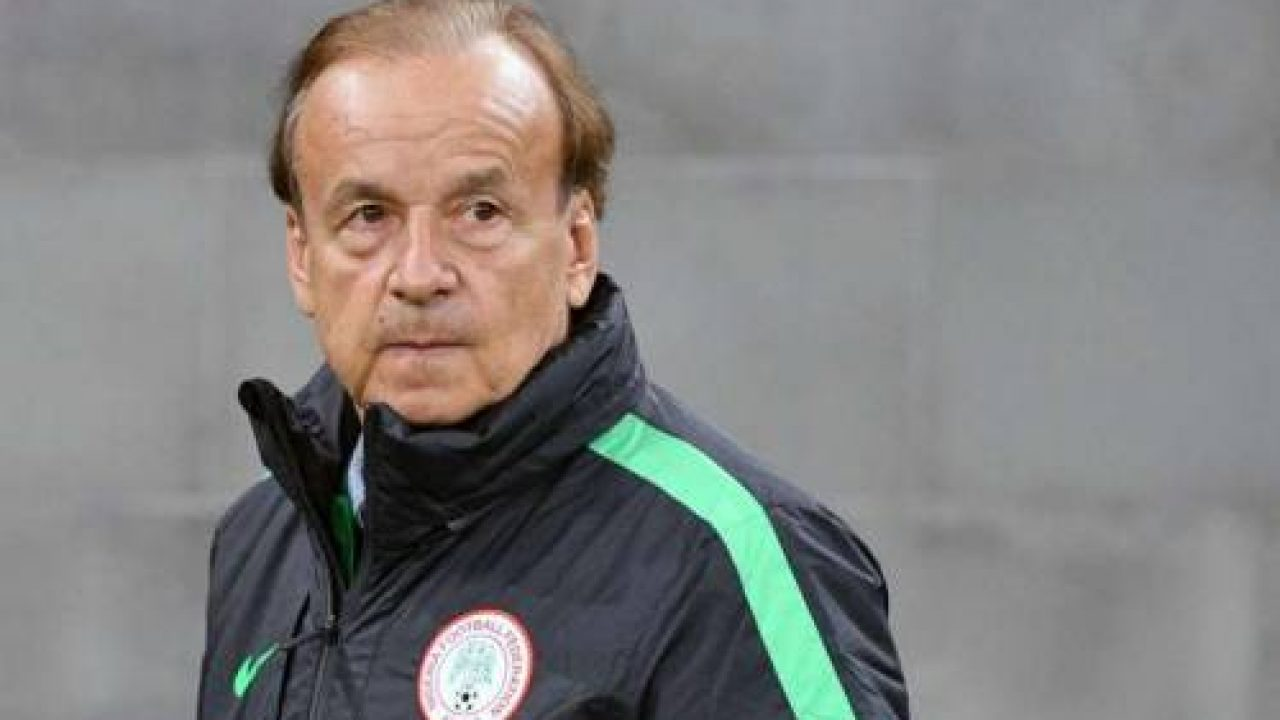 Rohr: Super Eagles Will Cope Without  Injured Troost-Ekong And Collins Against Cameroon