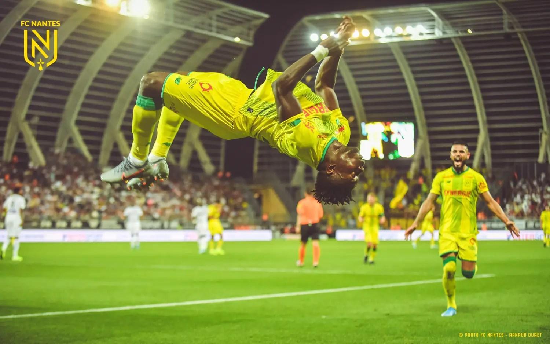 Simon Named  Nantes Player  Of The Season