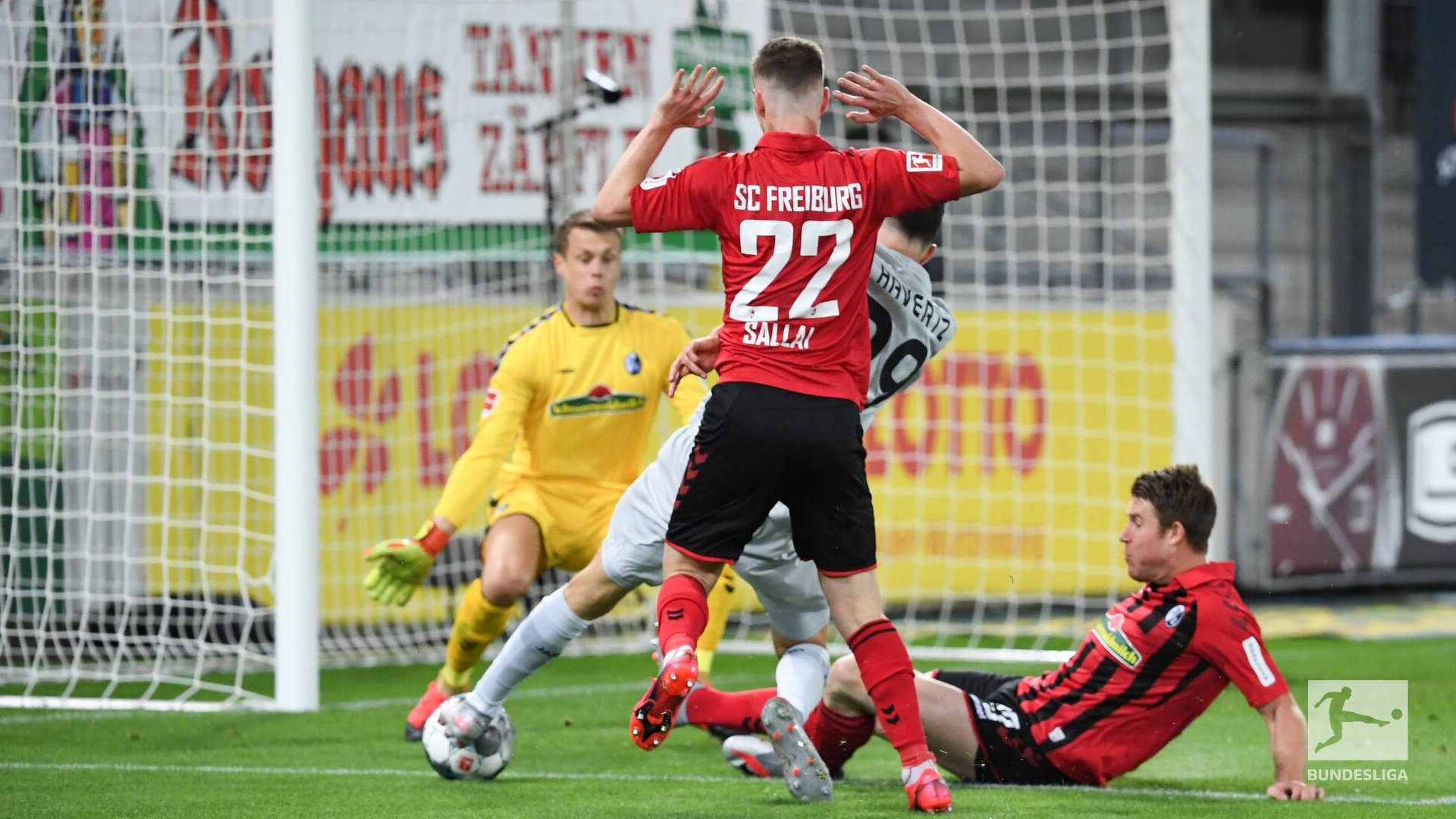 Bundesliga: Leverkusen Beat Freiburg Away; Strengthen Title Push