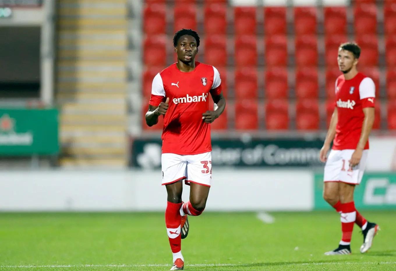 Nigerian-Born Forward Kayode Extends Loan Stay With Carlisle United
