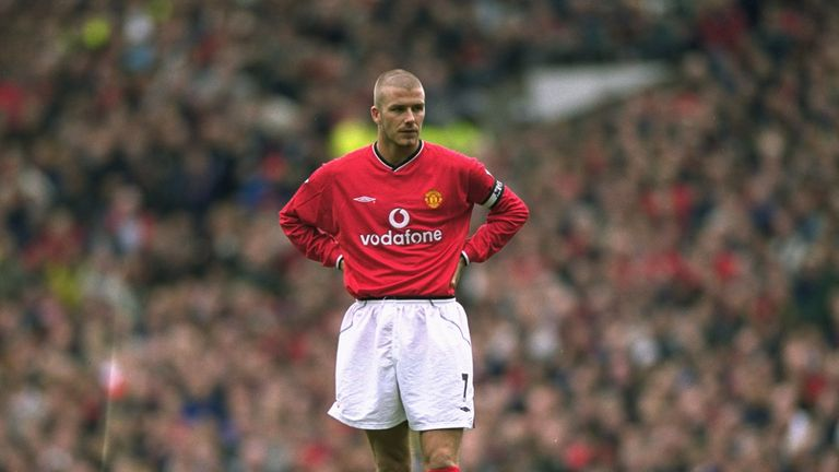 Giggs Reveals Reason Man United Sold Beckham To Madrid