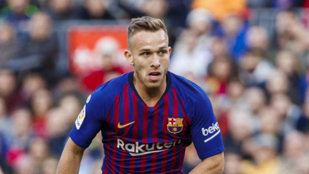Barcelona Announce Agreement With Juventus For Arthur's Transfer