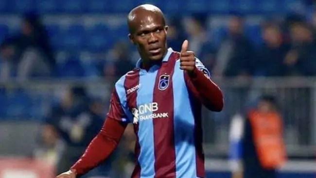 Nwakaeme's Trabzonspor Handed One-Year European Ban Over FFP Breaches