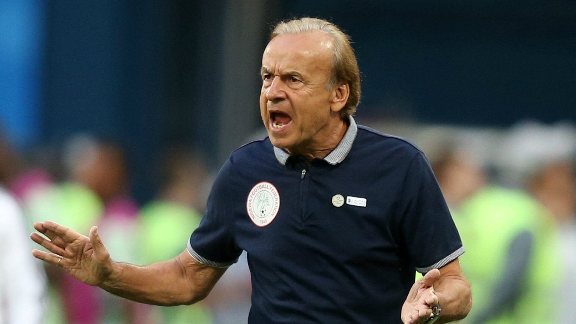 Rohr: Super Eagles Must Qualify For  2022 World Cup