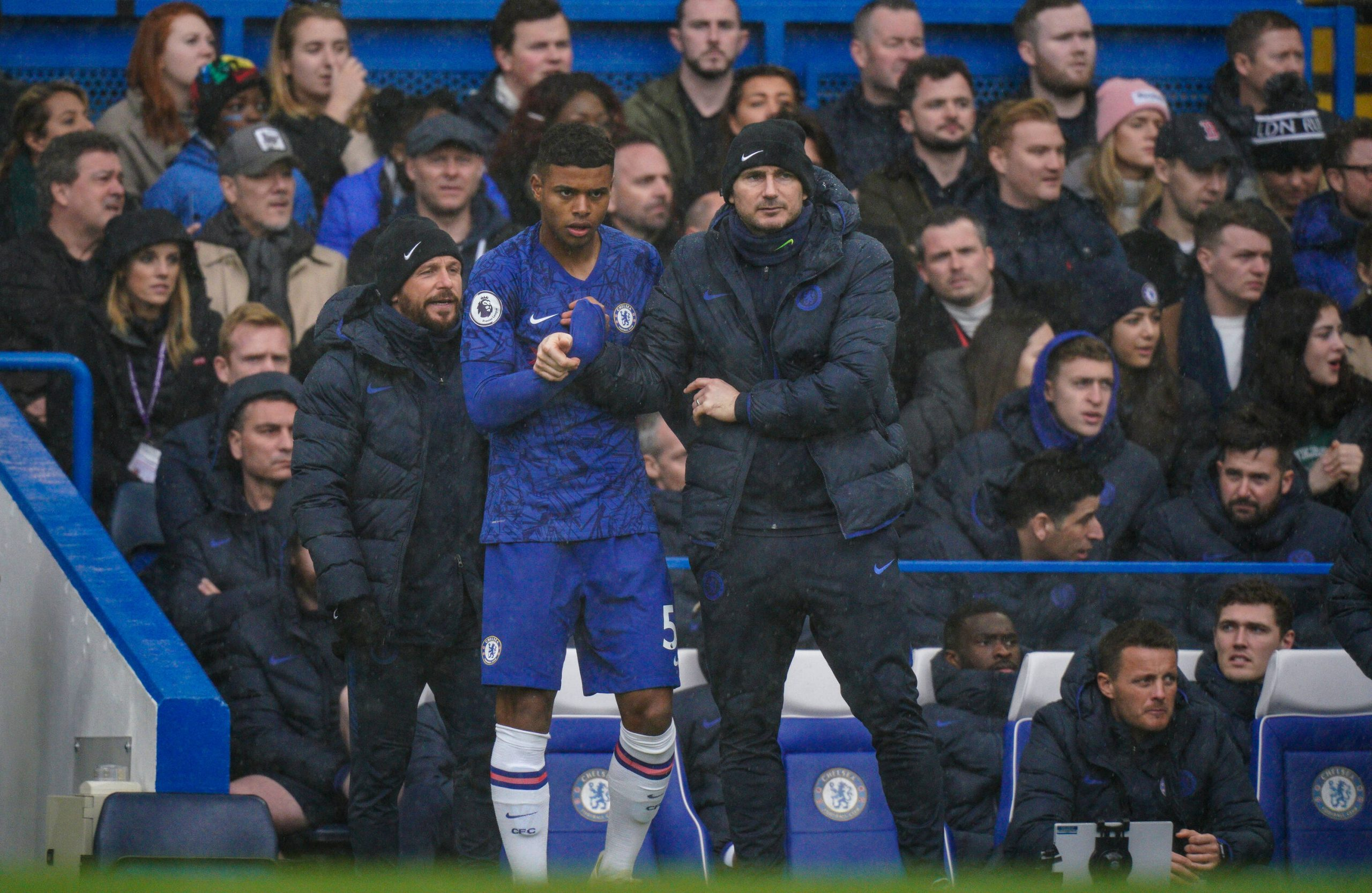 Anjorin Hails Lampard After Signing Chelsea Contract