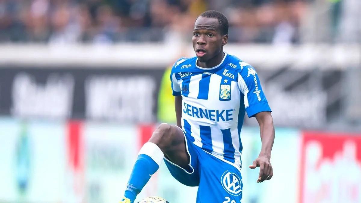 Photo of Goteborg Nigerian Midfielder Yusuf Linked With Wolves, Sheffield –