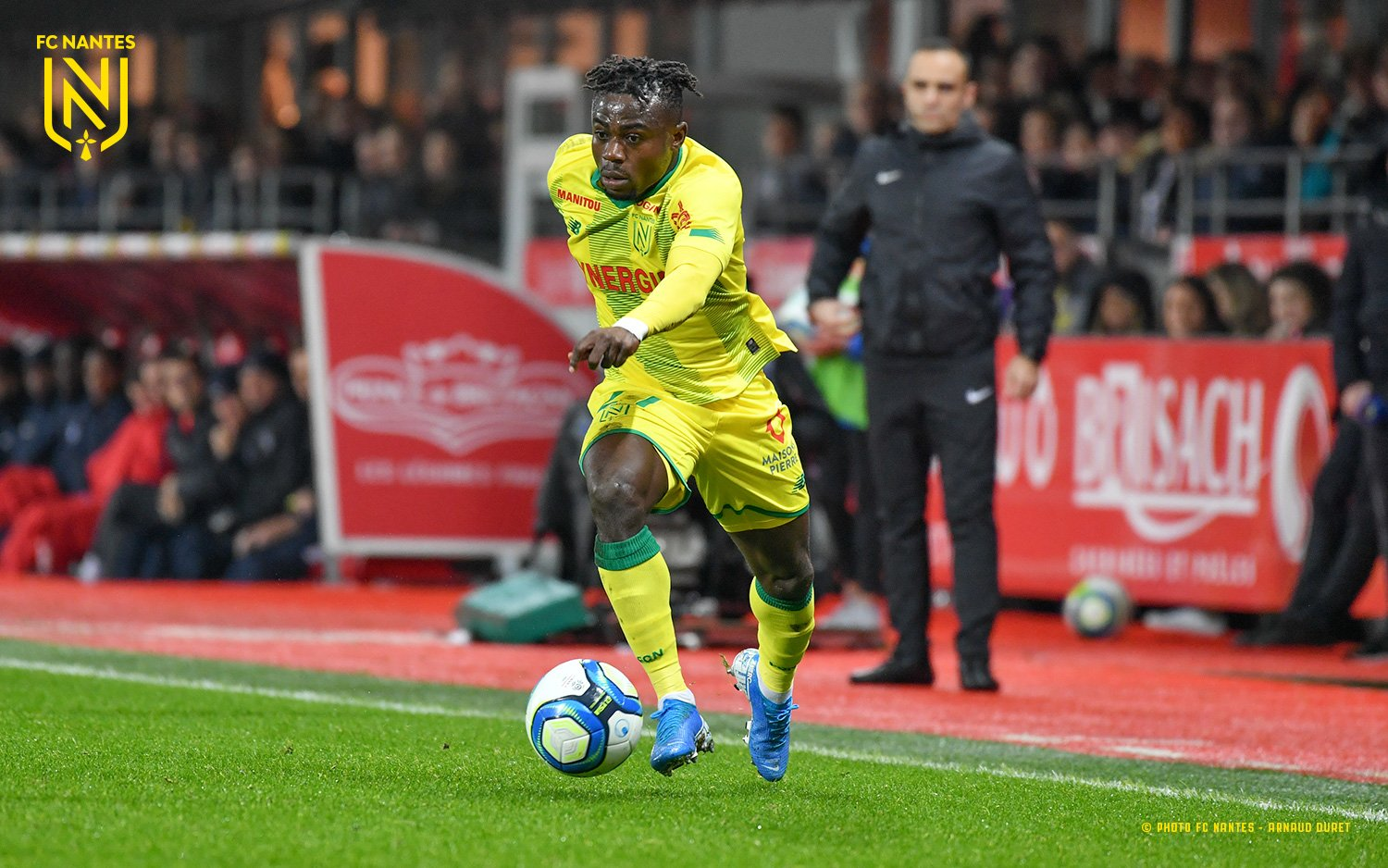 Photo of Simon Joins Nantes On Permanent Deal From Levante – Complete Sports