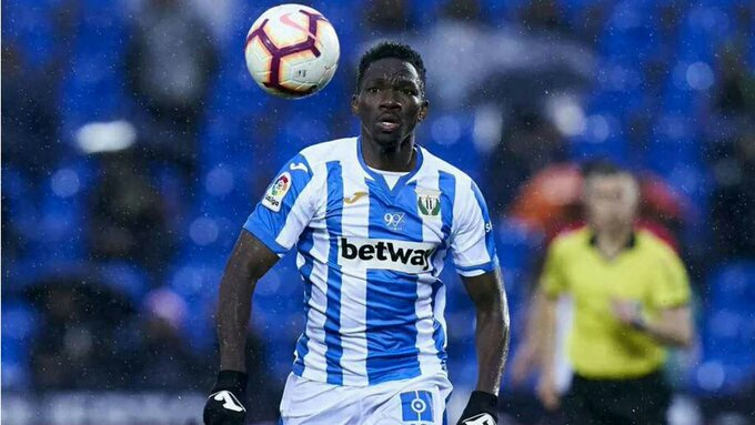 Omeruo Injured In Leganes' Win Over Mirandes