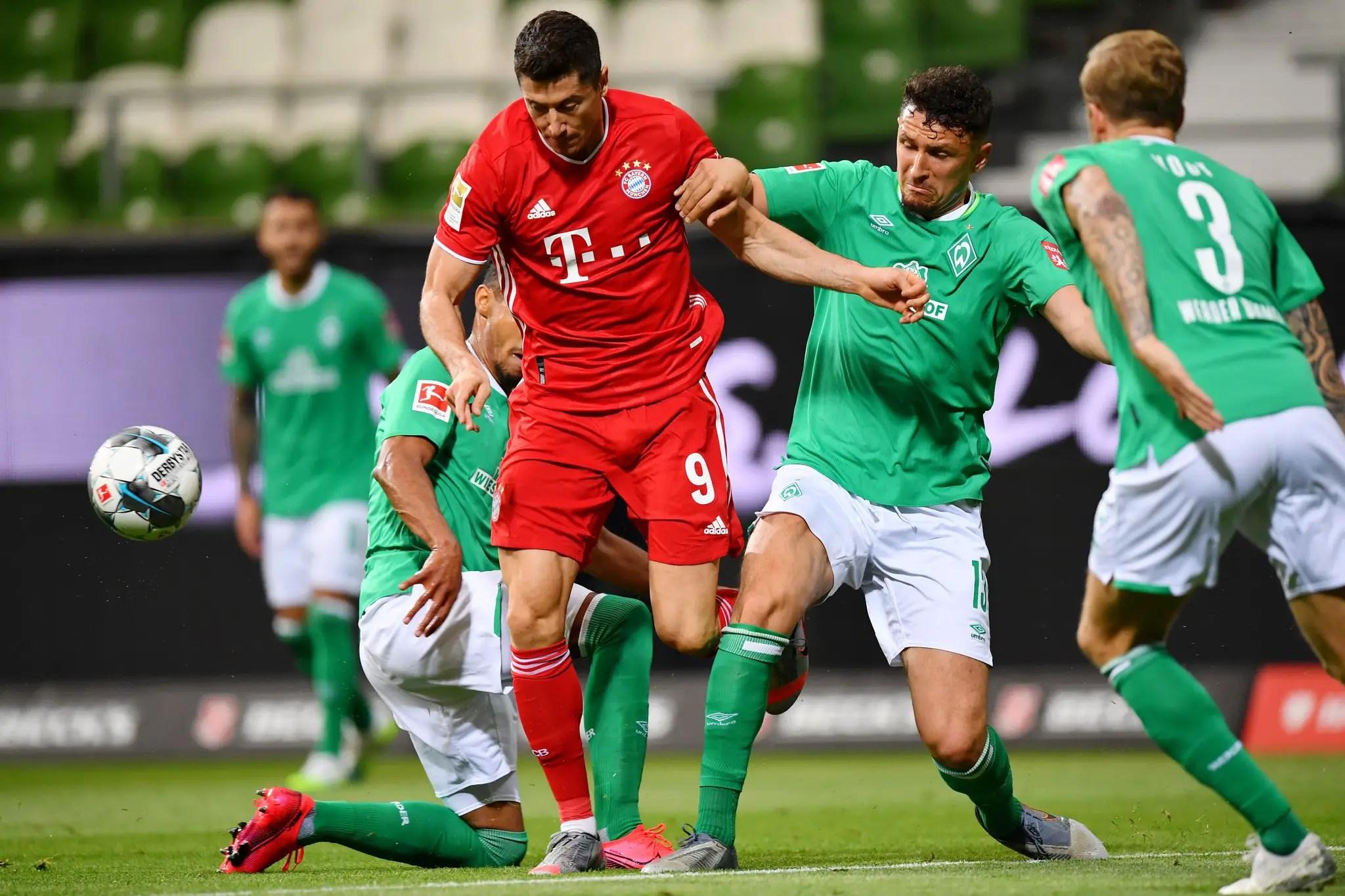 Bundesliga 2019/20 Final Day: Lewandowski Chases Goal Feats; Wolfsburg Ambitious