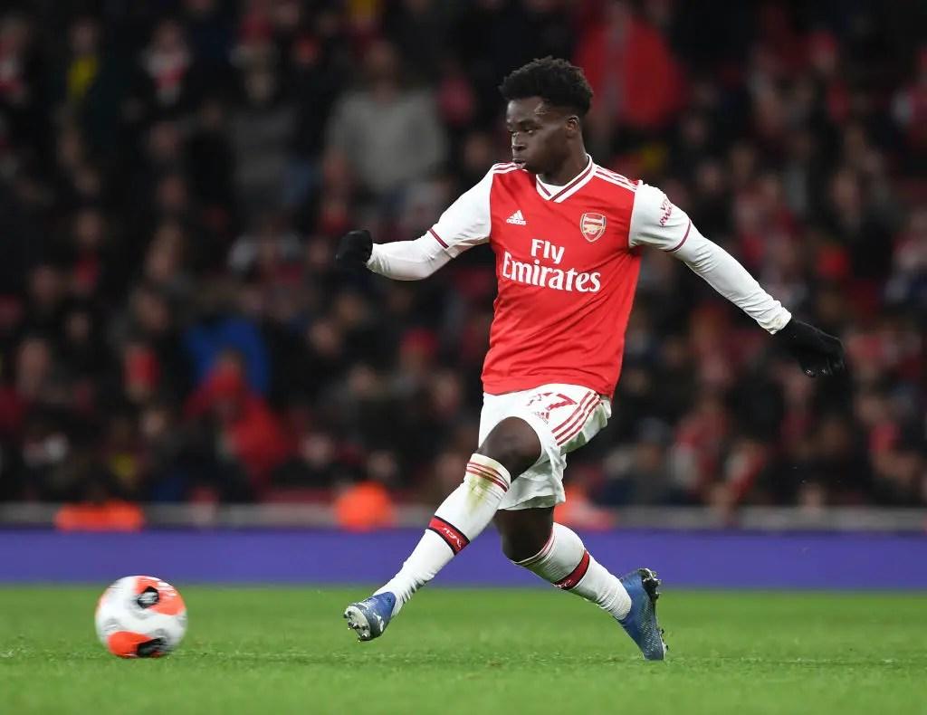 Arteta: Saka Will Sign New Arsenal Deal  Soon
