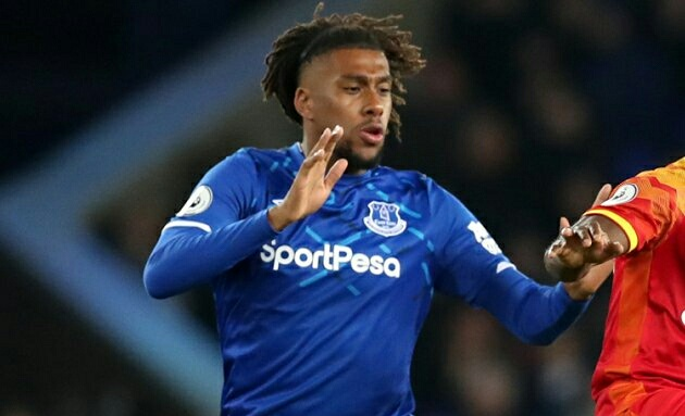 Iwobi: It's Time I Lived  Up To My Potential