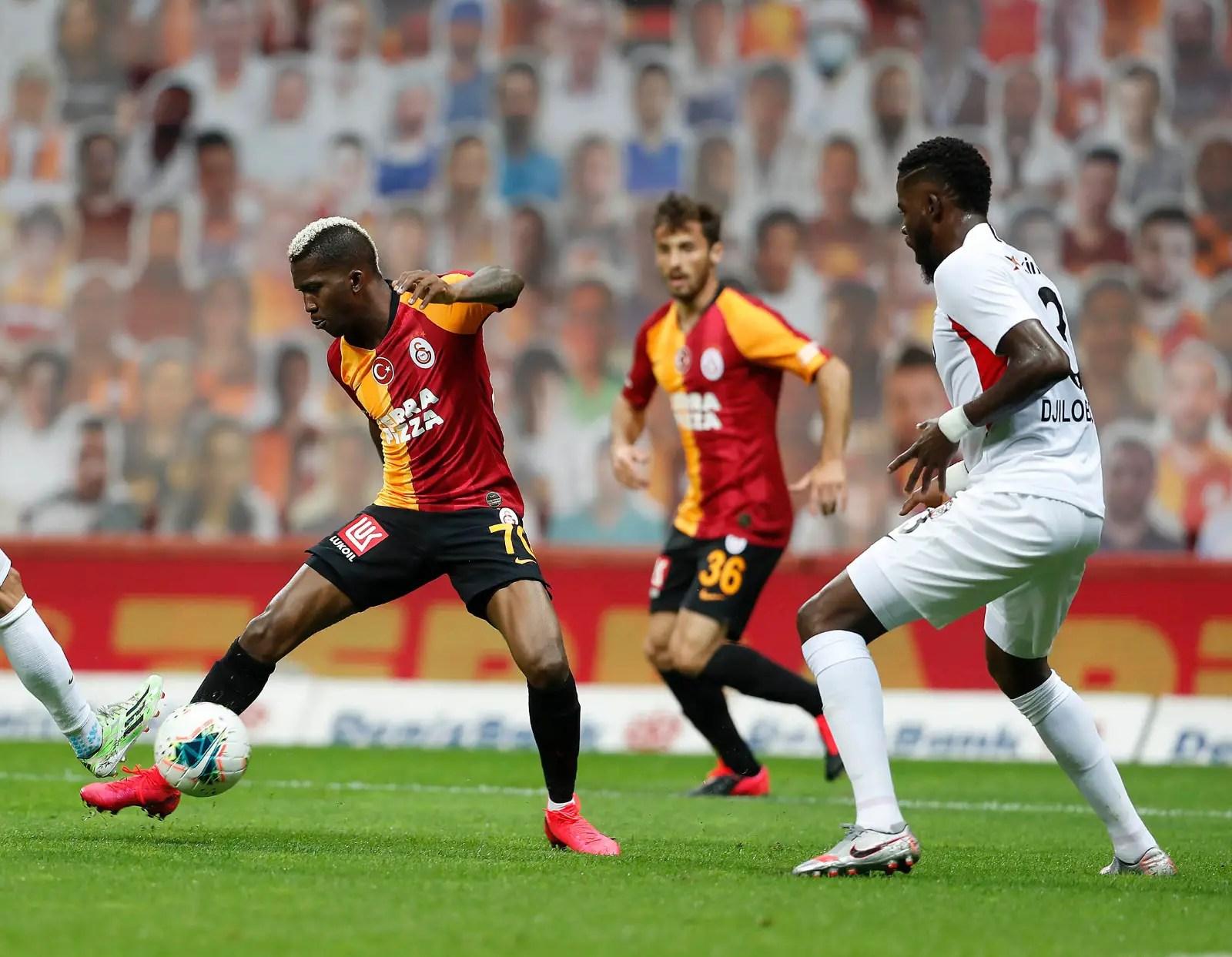 Onyekuru Slams Turkish Referees For Bias Officiating