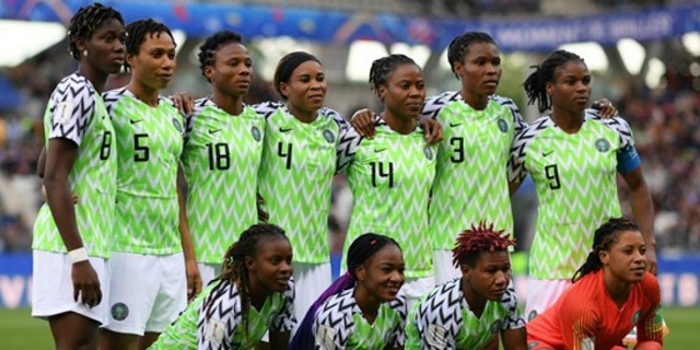 Super Falcons Move Up One Spot In Latest  FIFA Ranking