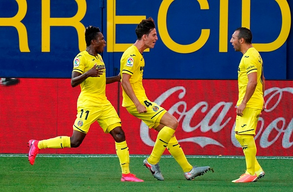 LaLiga: Chukwueze In Action As Villareal Slip Up In Top Four Pursuit After Home Draw Vs Sevilla
