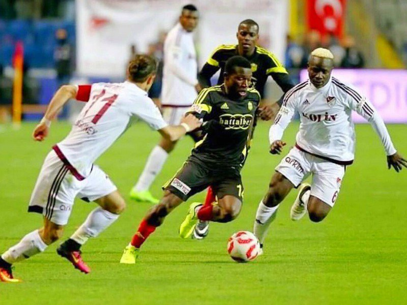 Okechukwu Set To Join Istanbul Basaksehir On Permanent Deal