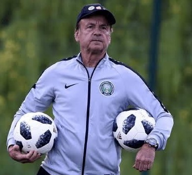 Rohr Hails Balogun, Aribo;  Challenges Bassey, Oforboh To Join Duo In Super Eagles