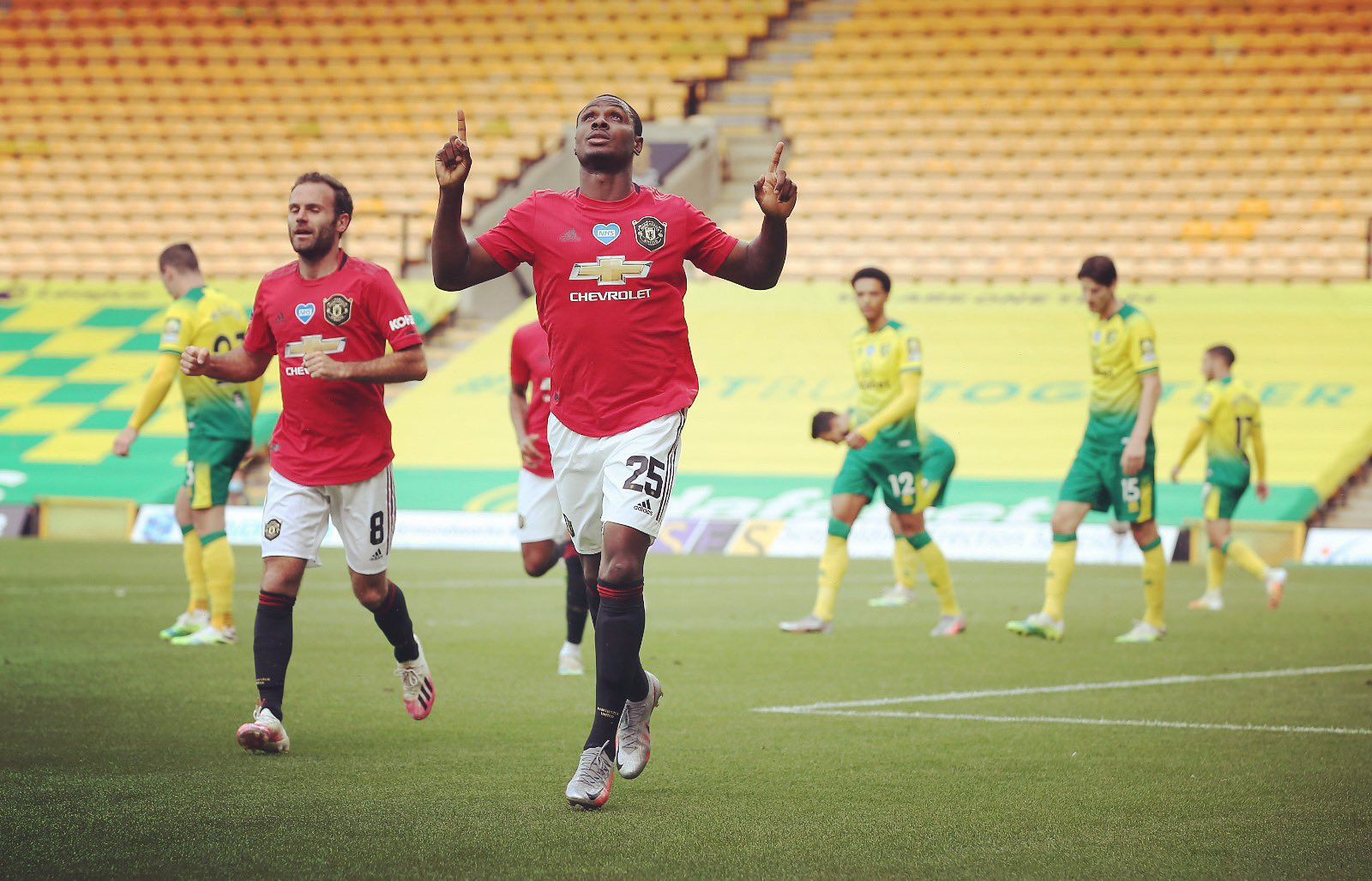 Ighalo Savours Manchester United FA Cup Win Against Norwich City