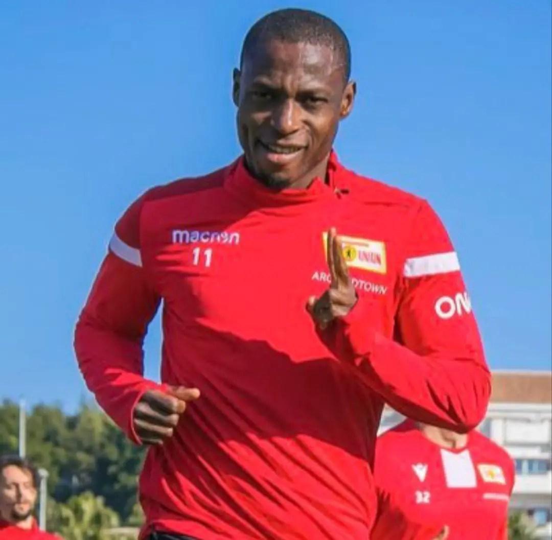 Ujah Targets 30th Bundesliga Career Goal In Union Berlin Vs Schalke