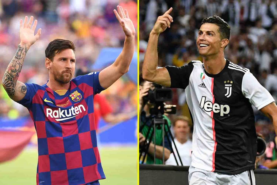 Champions League Draw: Messi, Ronaldo To Rekindle Rivalry As Barca Draw Juventus In Group Stage